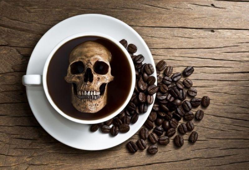 Sử dụng Caffeine quá liều gây hại cho sức khỏe