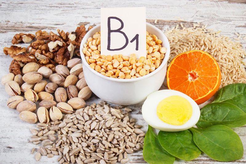 Thiếu B1 - nguyên nhân hoa mắt chóng mặt