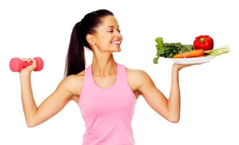 Dinh dưỡng và tập luyện là cách đơn giản để có sức khỏe tốt