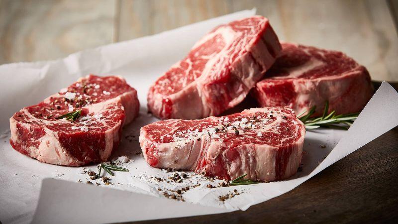 so sánh thịt trắng và thịt đỏ