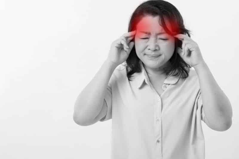 Thiếu máu lên não là triệu chứng rất phổ biến của bệnh