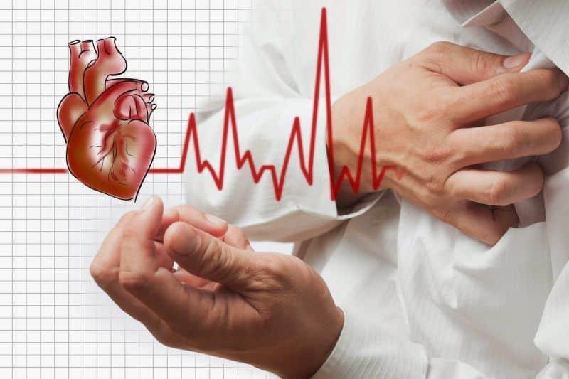 Bệnh lý tim mạch là nguyên nhân hàng đầu gây ra bệnh