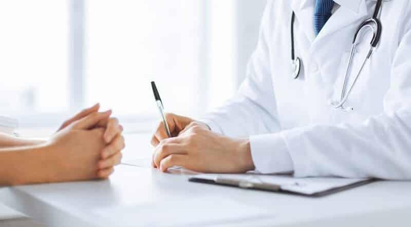 Đôi khi, người bệnh sẽ được chỉ định xét nghiệm nước tiểu